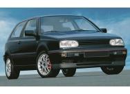JOM přední spoiler VW Golf III GTI (dvoudílný)