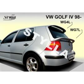 Stylla spoiler zadních dveří VW Golf IV (4) htb - spodní