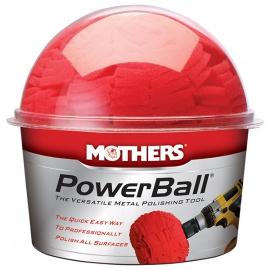 Mothers PowerBall - pěnový nástroj usnadňující leštění