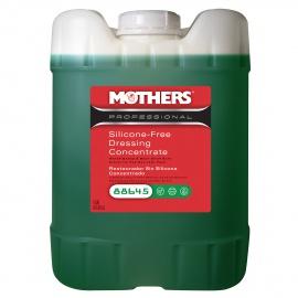 Mothers Professional Silicone-Free Dressing Concentrate -  koncentrovaný přípravek pro rychlou obnovu jakéhokoliv povrchu, 18,925 l