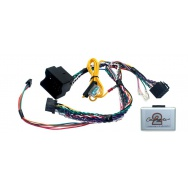 Adaptér ovládání na volantu BMW 1 /3 / 5 / 6 / 7 / Mini s OEM parkovacími čidly