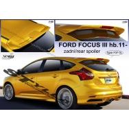 Stylla spoiler zadních dveří Ford Focus III htb (2011 - 2018)