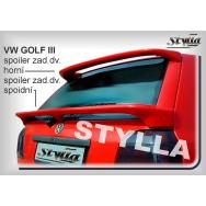 Stylla spoiler zadních dveří VW Golf III (3) htb - spodní