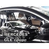 HEKO ofuky oken Mercedes Benz GLE C292 5dv (2016-) přední