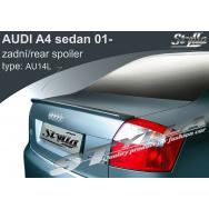 Stylla spoiler zadního víka Audi A4 sedan (B6/8E, 2001 - 2004)