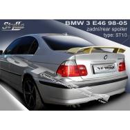 Stylla spoiler zadního víka BMW 3 (E46) sedan