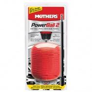 Mothers PowerBall 2 - pěnový nástroj s nástavcem usnadňující leštění