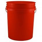 Grit Guard Bucket mycí kbelík - červený, 18,9L