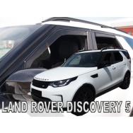 HEKO ofuky oken Land Rover Discovery IV 5dv (2017-) přední + zadní