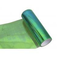 Folie na světla tvarovatelná - chameleon zelená