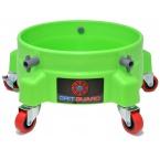 Grit Guard Bucket Dolly - pojízdná podložka pro kbelík - zelená