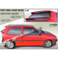 Stylla spoiler zadních dveří Fiat Uno Logo (1989 - 1995) - dolní