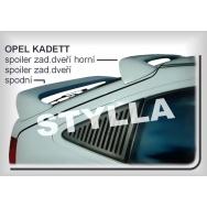 Stylla spoiler zadních dveří Opel Kadett E (1984 - 1991)