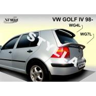 Stylla spoiler zadních dveří VW Golf IV (4) htb - horní
