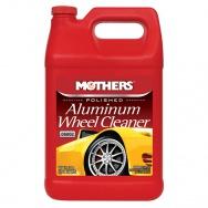 Mothers Polished Aluminium Wheel Cleaner - jemný čistič leštěných disků, 3,785 l