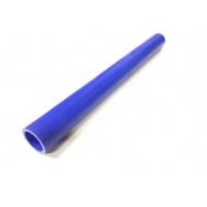 Silikonová hadice rovná - 38 mm vnitřní průměr, délka 50 cm