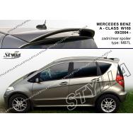Stylla spoiler zadních dveří Mercedes Benz A (W169, 2004 - 2012)