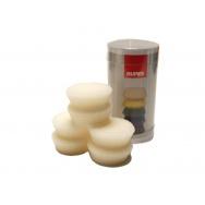 """RUPES Velcro Polishing Foam Pad ULTRAFINE - pěnové lešticí kotouče (ultra jemné) pro RUPES iBrid BigFoot nano, průměr 30/40 mm (1""""1/4) - sada 6 ks"""