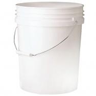 Grit Guard Bucket mycí kbelík - bílý, 18,9L