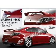 Stylla spoiler zadního víka Mazda 6 htb (2007 - 2012)