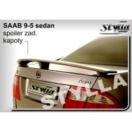 Stylla spoiler zadních dveří Saab 9-5 sedan