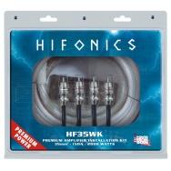 Kabelová sada Hifonics HF35WK Premium