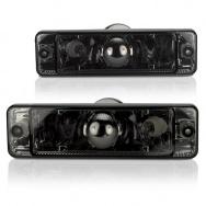Blinkry VW Polo II (do 90) - s parkovacím světlem, černé