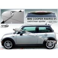 Stylla spoiler zadních dveří Mini Cooper (R50, R53, 2001 - 2007)