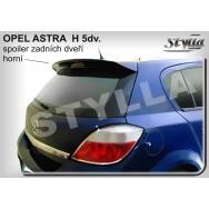 Stylla spoiler zadních dveří Opel Astra H 5dv htb (2004 - 2009)