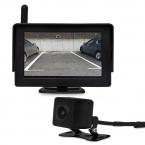 """JOM bezdrátová couvací kamera s monitorem 4,3"""", univerzální"""