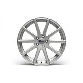 TA Technix XF2 ALU lité kolo konkávní 8,5x19 - stříbrná, 5x112, 66,6/57,1 ET42