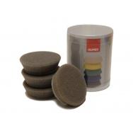 """RUPES Velcro Polishing Foam Pad UHS - pěnový korekční kotouč (tvrdý) pro RUPES iBrid BigFoot nano, průměr 50/70 mm (2"""") - sada 4 ks"""