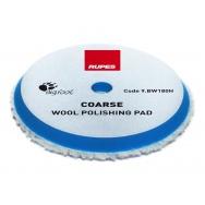"""RUPES Blue Wool Polishing Pad COARSE - vlněný korekční kotouč (tvrdý) pro orbitální leštičky, průměr 150/180 mm (6""""/7"""")"""