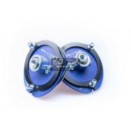 Nastavitelné horní uložení Silver Project pro Seat Leon 1P modré