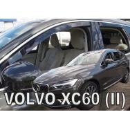 HEKO ofuky oken Volvo XC60 5dv (od 2017) přední + zadní