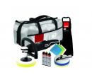 RUPES BigFoot LH 19E Deluxe Kit - inovovaná strojní rotační leštička, kompletní sada s taškou a příslušenstvím