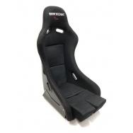 Sportovní sedačka (skořepina) Bride - černá