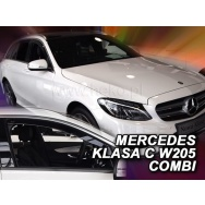 HEKO ofuky oken Mercedes Benz C W205 4dv sedan (2014-) přední