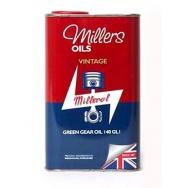 Převodový olej Millers Oils Classic Vintage Green Gear Oil 140 GL1, 1L
