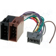 ISO konektory Panasonic 16 PIN B