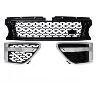 JOM přední maska Range Rover Sport Facelift (r.v. 2010-2013) + mřížky do blatníků