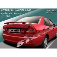 Stylla spoiler zadního víka Mitsubishi Lancer sedan (1995 - 2003)