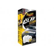 Meguiar's Smooth Surface Clay Kit - sada pro dekontaminaci laku
