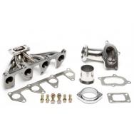 TA Technix výfukové svody k turbu Opel Kadett E, 2.0 8V C20 NE / C20 ZE