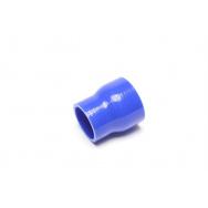 Silikonová hadice - rovná redukce - 63/51 mm vnitřní průměr, délka 75 mm