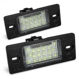 LED osvětlení SPZ VW Golf V (5) Variant