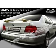 Stylla spoiler zadního víka BMW 5 (E39) sedan