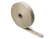 DEi Design Engineering termo izolační páska na výfuky, světle hnědá, šířka 25 mm, délka 15 m