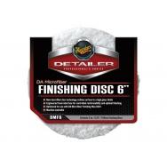 """Meguiars DA Microfiber Finishing Disc 6"""" - finišovací mikrovláknový kotouč, 6palcový (2 kusy)"""