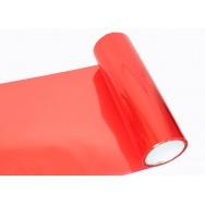Folie na světla tvarovatelná - červená